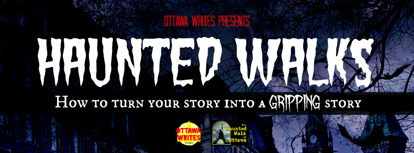 Haunted Walks gripping story